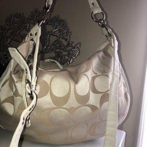 Coach Bags - Coach signature hobo bag
